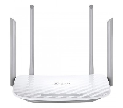 Роутер TP-LINK Archer A5 v4 (AC1200, 1xGE WAN, 4*GE LAN, 1xUSB, 4 антенны)/  Mediatek MT7620A/  64 Мб