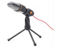 Микрофон Gembird MIC-D-03 Black, на подставке