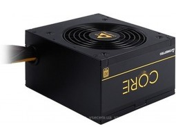 Блок питания Chieftec 500W BBS-500S, 2.3+EPS12V APFC 24+8+3IDE+1*(6+2)pcie, 4SATA, 1*12см, 85+GOLD