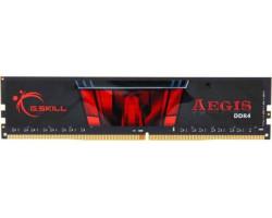 DDR4 16Gb, 3200 MHz, G.Skill Aegis, Black, 16-18-18-38, 1.35V (F4-3200C16S-16GIS)