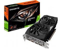 Видеокарта GeForce GTX 1660 SUPER, Gigabyte, OC, 6Gb DDR6, 192-bit, HDMI/ 3xDP, 1830/ 14002 MHz, 8-pin (GV-N166SOC-6GD)