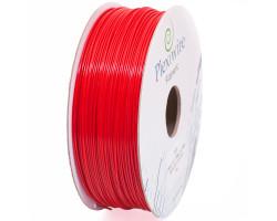 PLA пластик Plexiwire для 3D принтера 1.75мм красный (400м /  1.185кг)