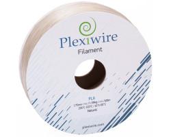 PLA пластик Plexiwire для 3D принтера 1.75мм натуральный (400м /  1.185кг)