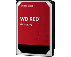 Жесткий диск 3.5″ 6Tb Western Digital Red, SATA3, 256Mb, 5400 rpm (WD60EFAX)