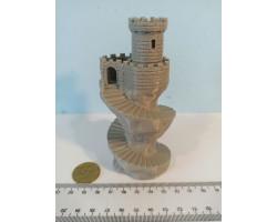 3D Фигура - Спиральная башня