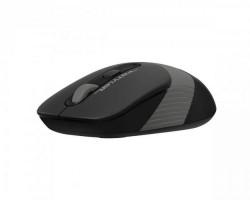 Мышь A4Tech Fstyler FG10S 2000dpi Black+Grey, USB, Wireless, бесшумная (FG10S Grey)